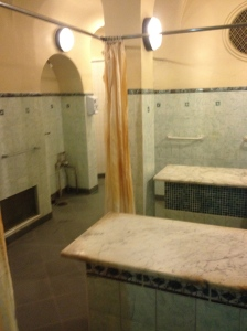 Massage Room, Newcastle Turkish Baths